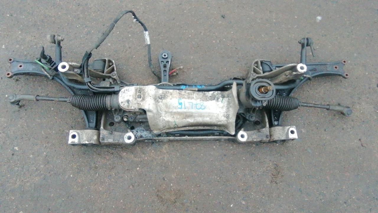 Балка подвески передняя, VOLKSWAGEN, SCIROCCO 3RD, 2009
