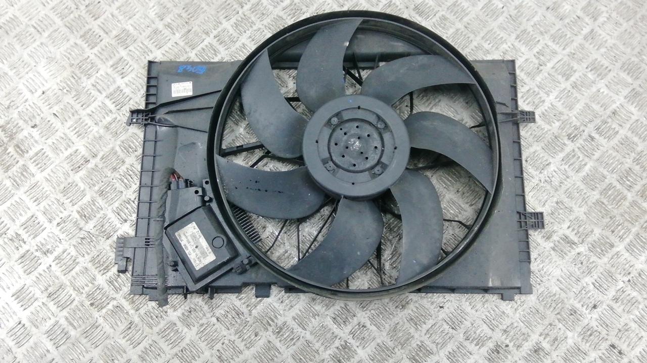 Вентилятор радиатора, RENAULT, LAGUNA 2, 2003