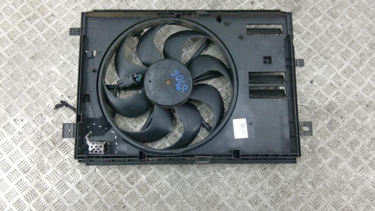 Вентилятор радиатора, PEUGEOT, 308 2, 2016