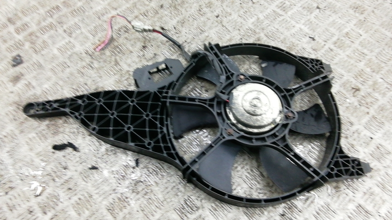 Вентилятор радиатора, NISSAN, NAVARA D40, 2013