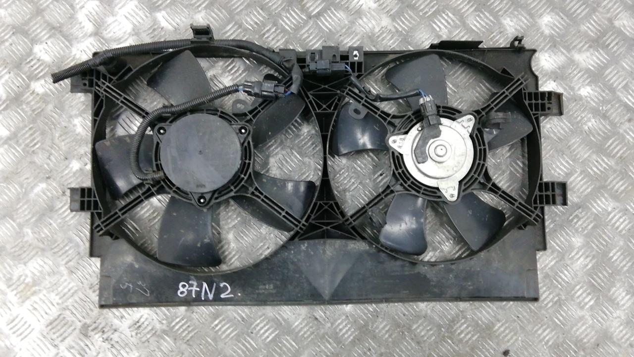 Вентилятор радиатора, CITROEN, C-CROSSER, 2008