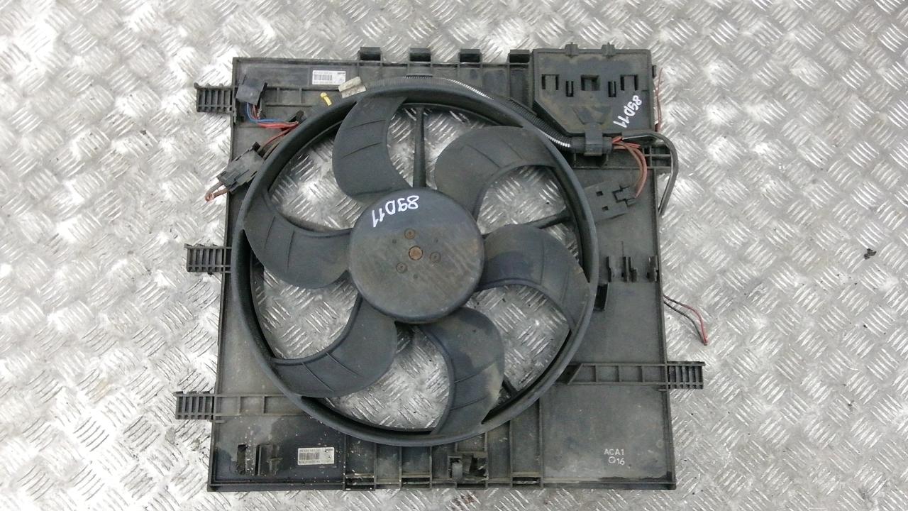 Вентилятор радиатора, MERCEDES BENZ, VITO W638, 2002