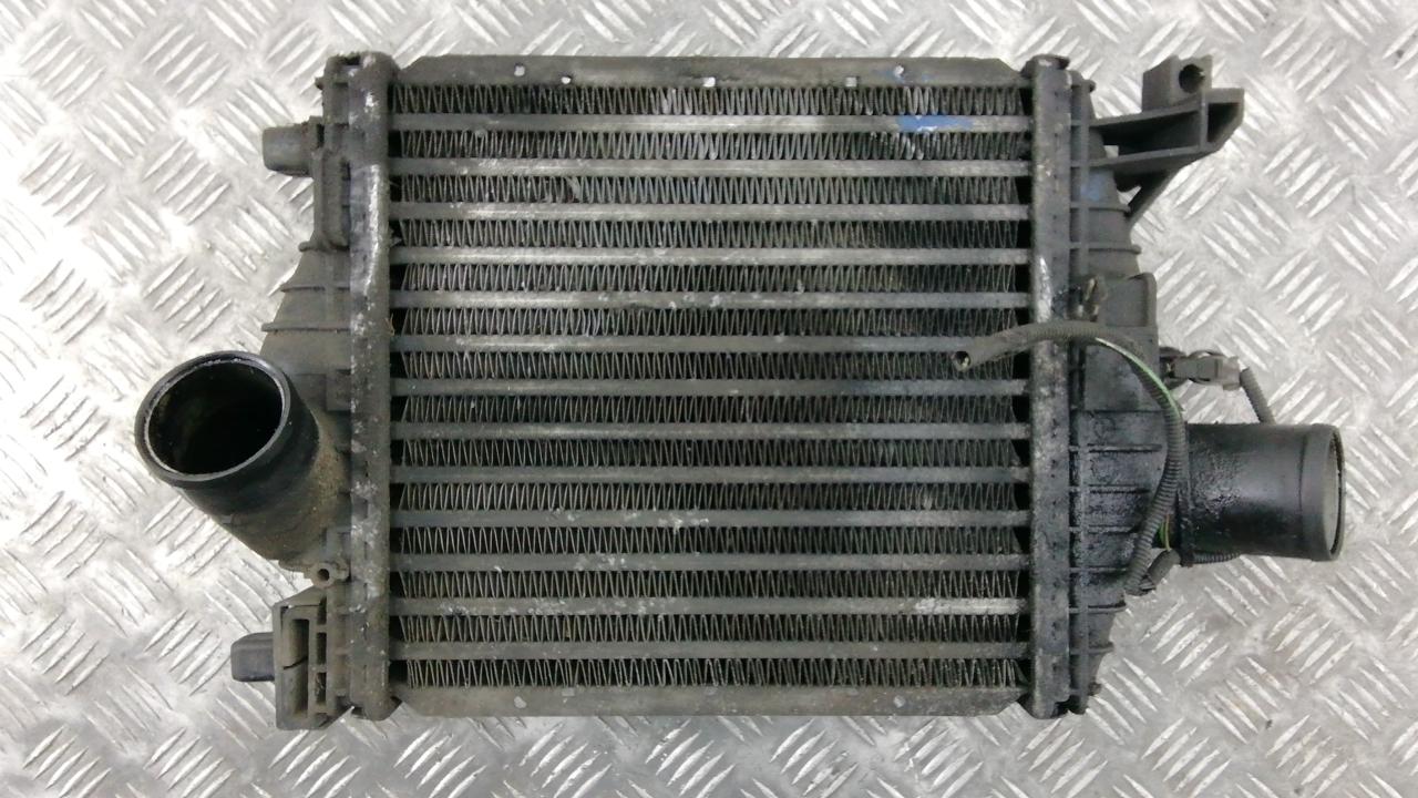 Радиатор интеркуллера, MERCEDES BENZ, VITO W638, 2002