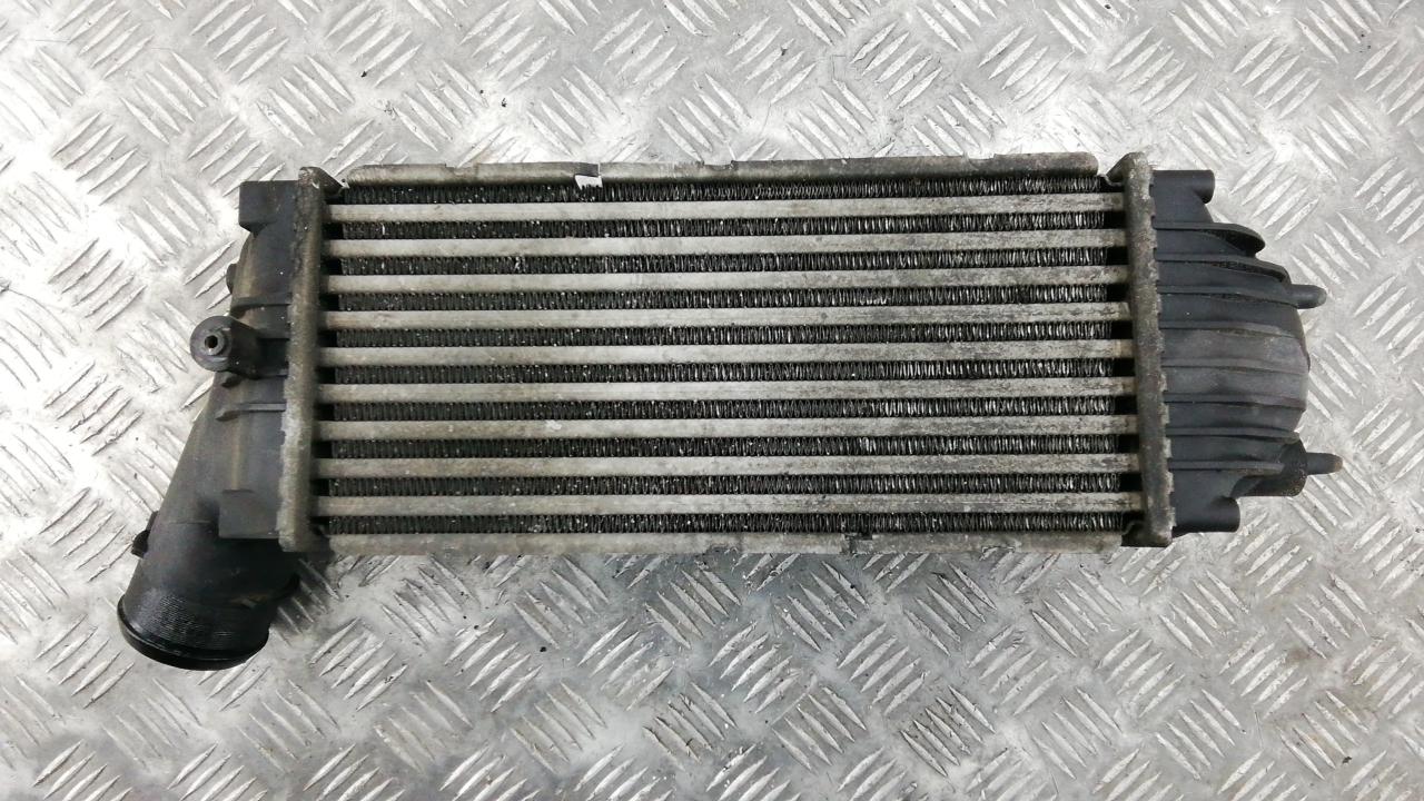 Радиатор интеркуллера, CITROEN, C4 1, 2004
