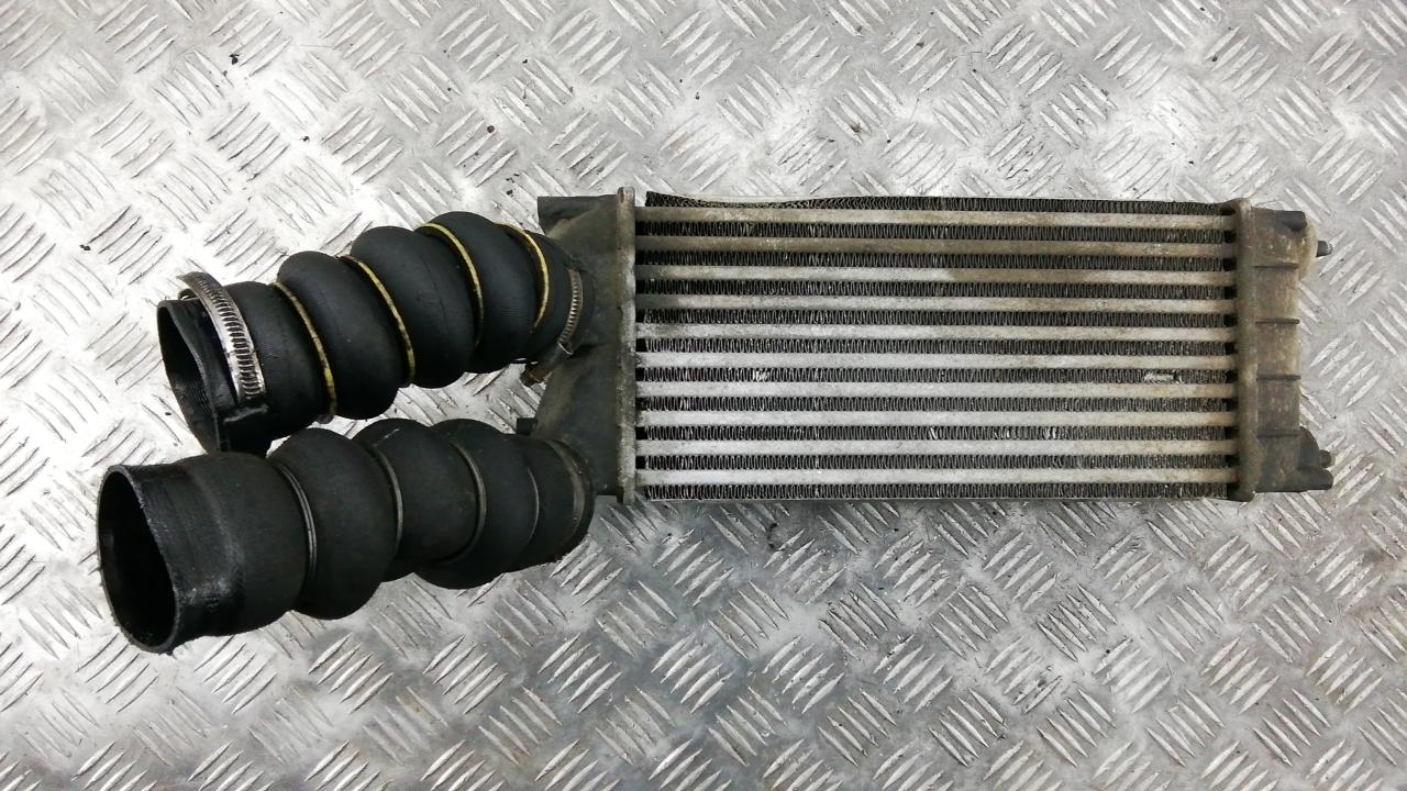 Радиатор интеркуллера, PEUGEOT, PARTNER 2, 2012