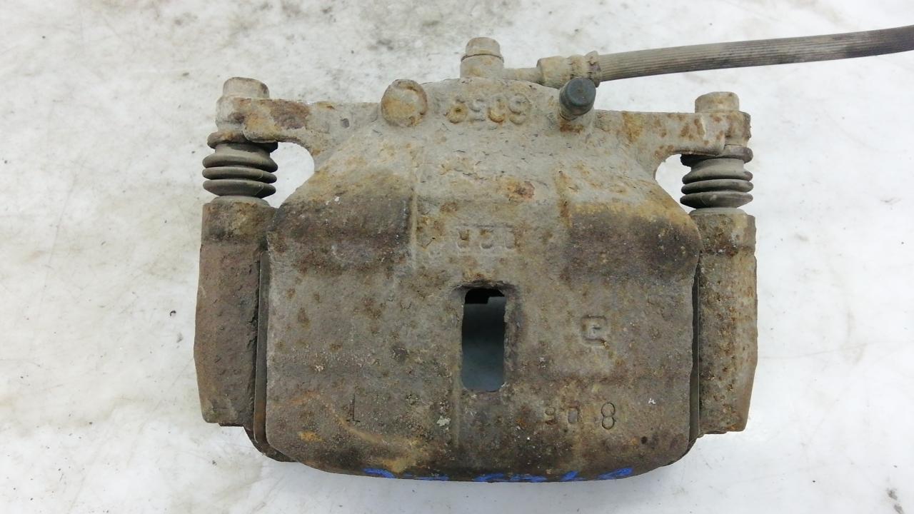 Суппорт тормозной передний левый, NISSAN, QASHQAI J10, 2012