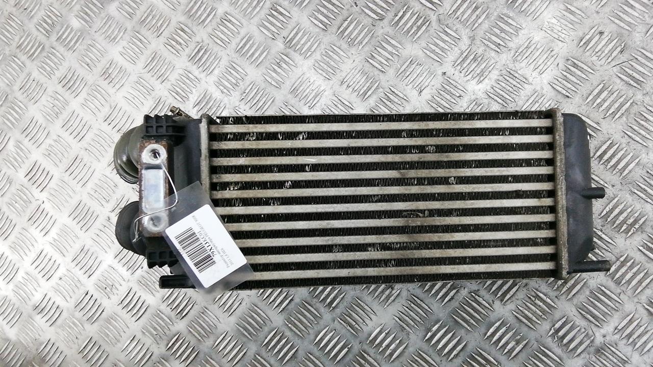 Радиатор интеркуллера, PEUGEOT, 3008, 2011
