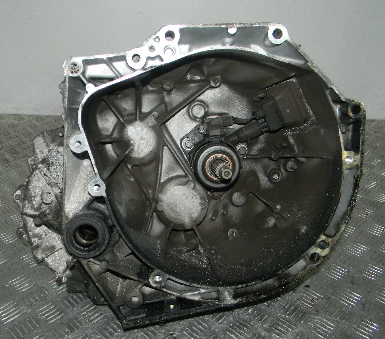 КПП-робот, PEUGEOT, 308 1, 2009