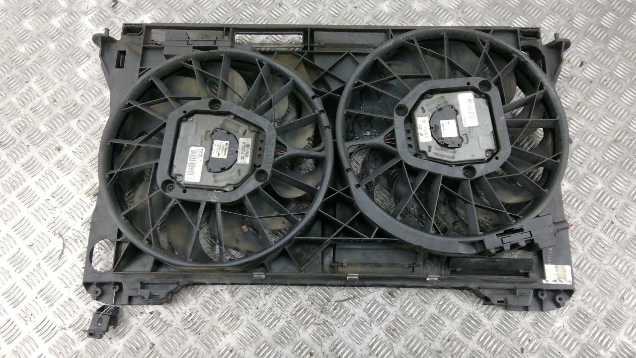 Вентилятор радиатора, AUDI, A8 D3, 2007