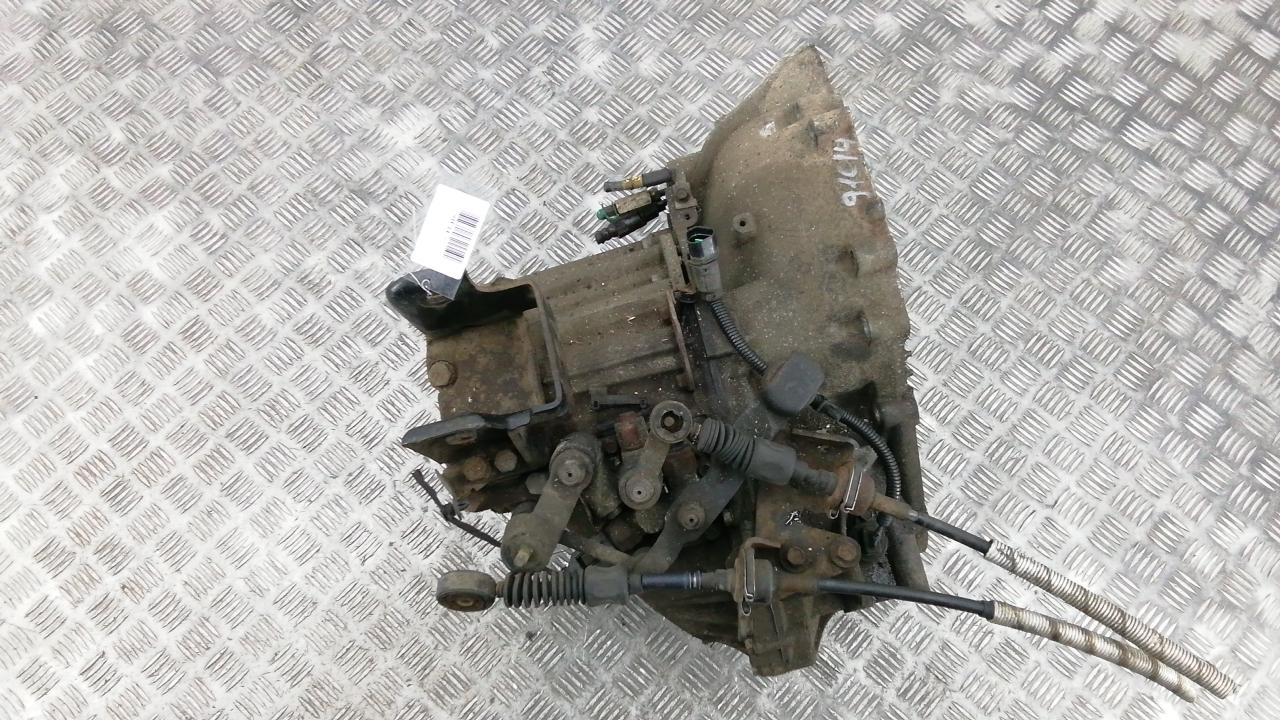 КПП 5ст., HYUNDAI, SONATA 5 (NF), 2008