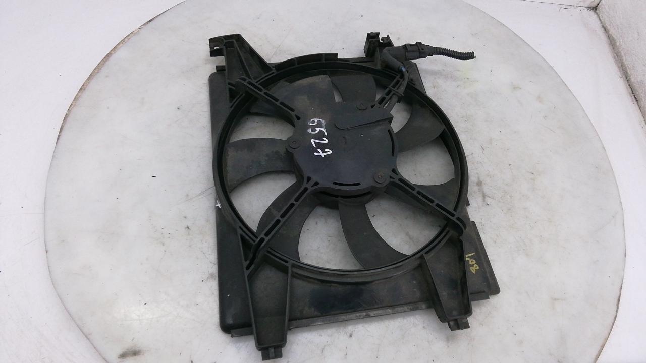Вентилятор радиатора, HYUNDAI, ELANTRA 3 (XD), 2005