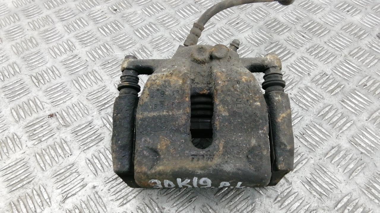 Суппорт тормозной передний левый, RENAULT, KANGOO 2, 2010