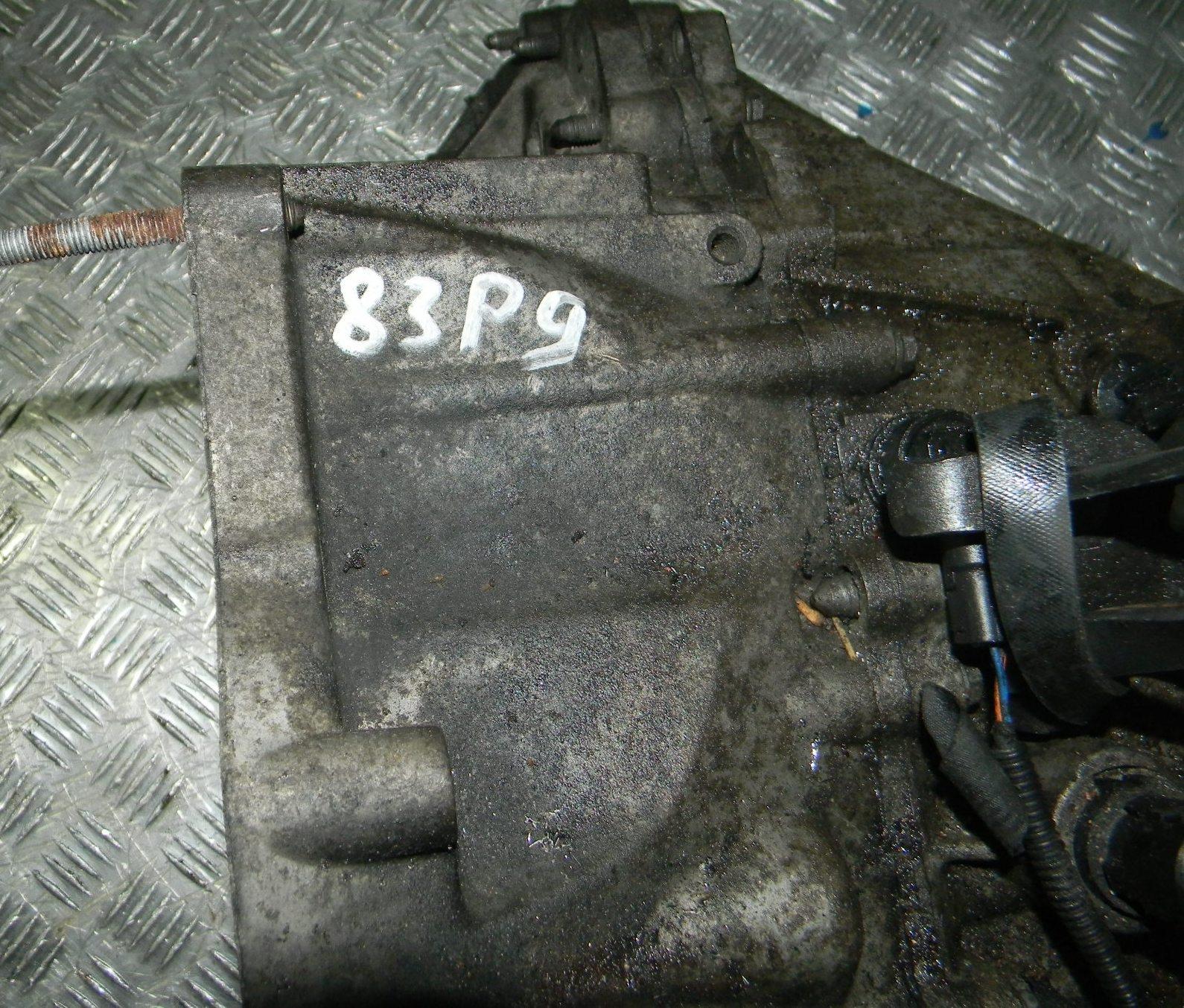 КПП-робот, CITROEN, C4 1, 2007