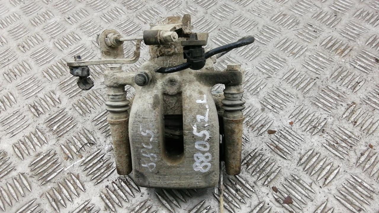 Суппорт тормозной задний левый, PEUGEOT, PARTNER 2, 2010