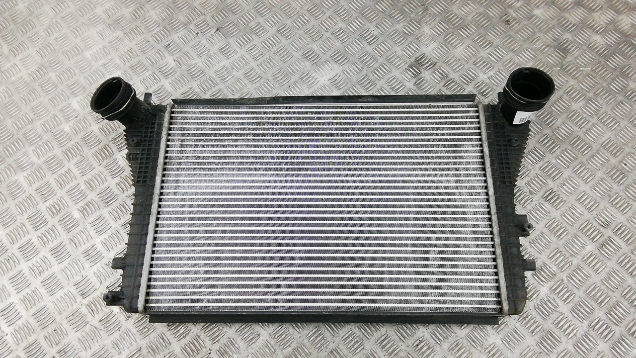 Радиатор интеркуллера, VOLKSWAGEN, TOURAN (1T1, 1T2), 2004