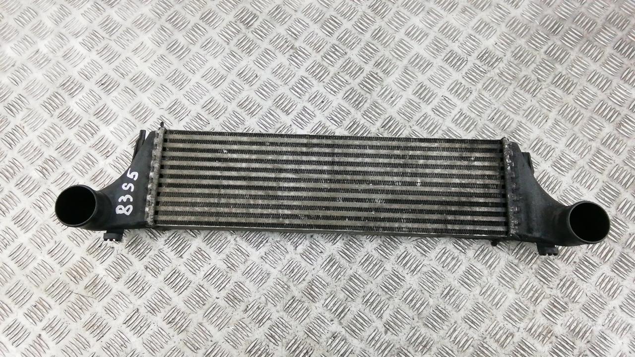 Радиатор интеркуллера, BMW, X5 E53, 2003