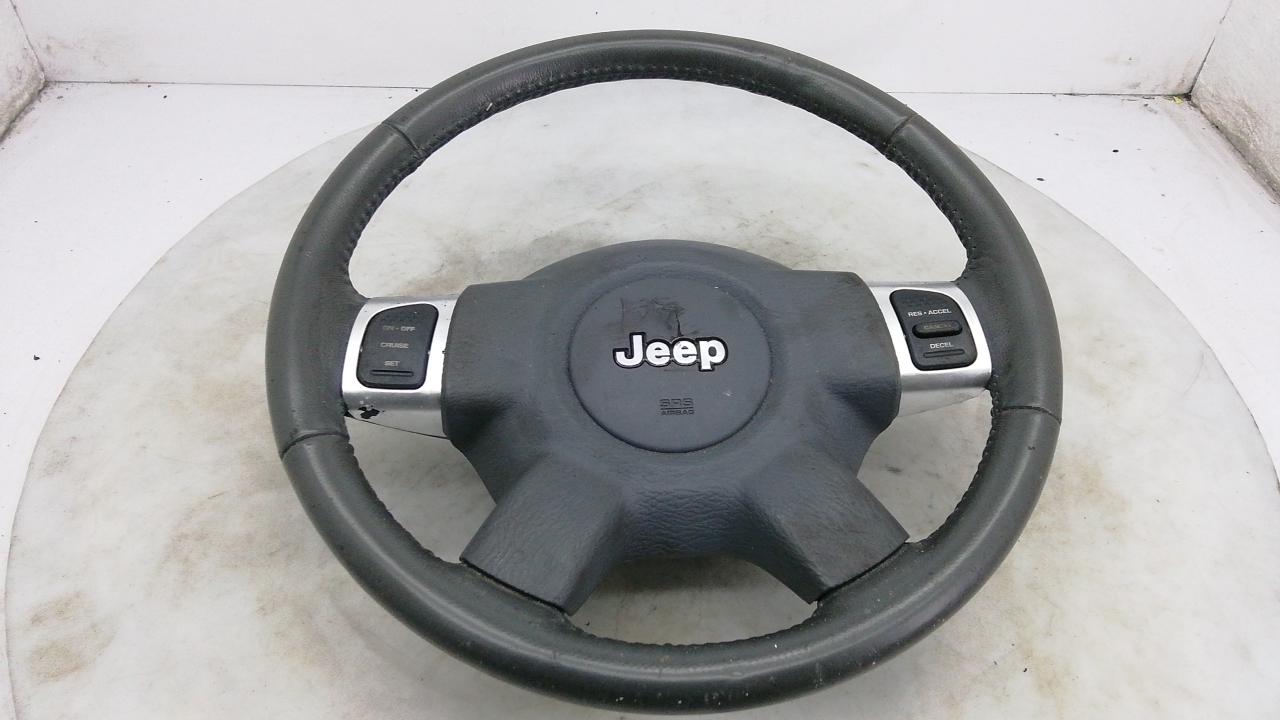 Рулевое колесо, JEEP, LIBERTY KJ, 2005