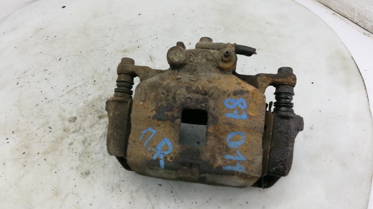 Суппорт тормозной передний правый, MITSUBISHI, L200 K4T, 2007