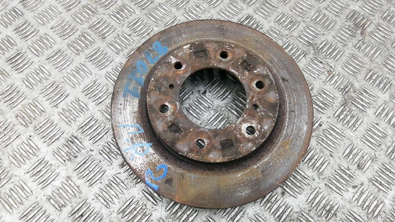 Диск тормозной передний, MITSUBISHI, L200 K4T, 2007