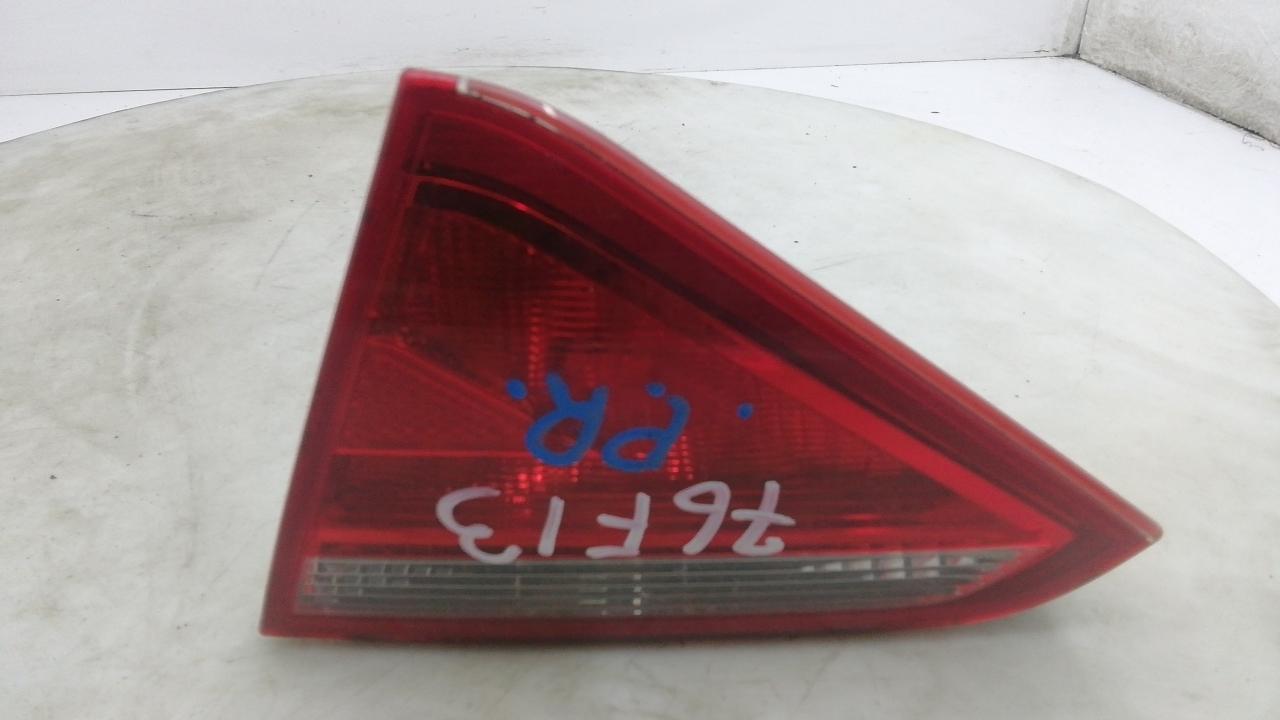 Фонарь правый крышки багажника, AUDI, A5 1, 2010