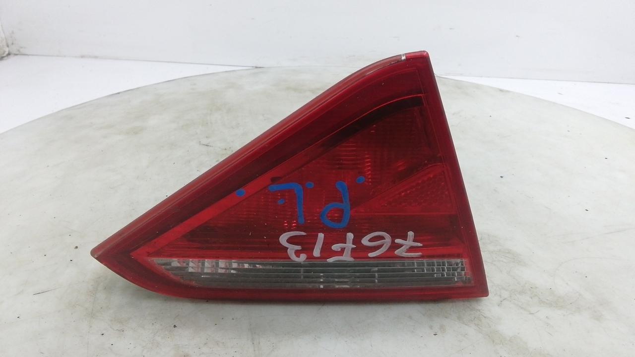 Фонарь левый крышки багажника, AUDI, A5 1, 2010