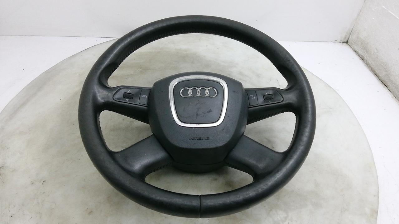 Рулевое колесо, AUDI, A6 C6, 2010