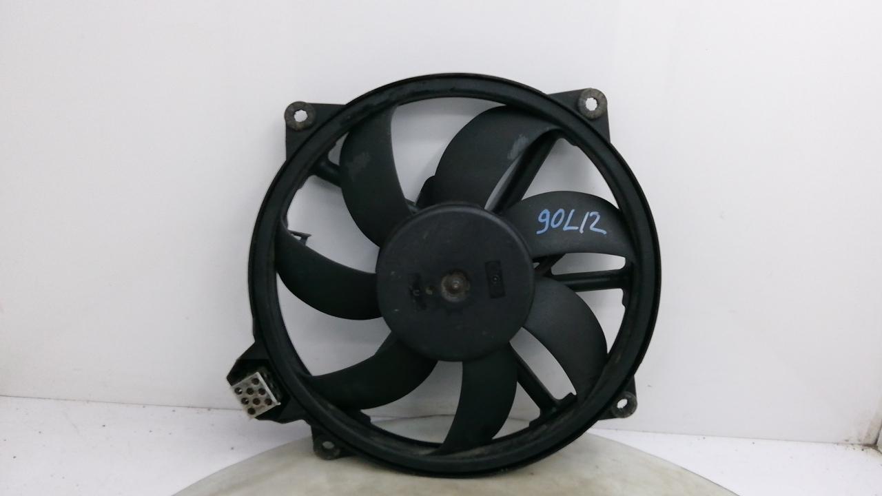 Вентилятор радиатора, RENAULT, SCENIC 3 GRAND SCENIC, 2009