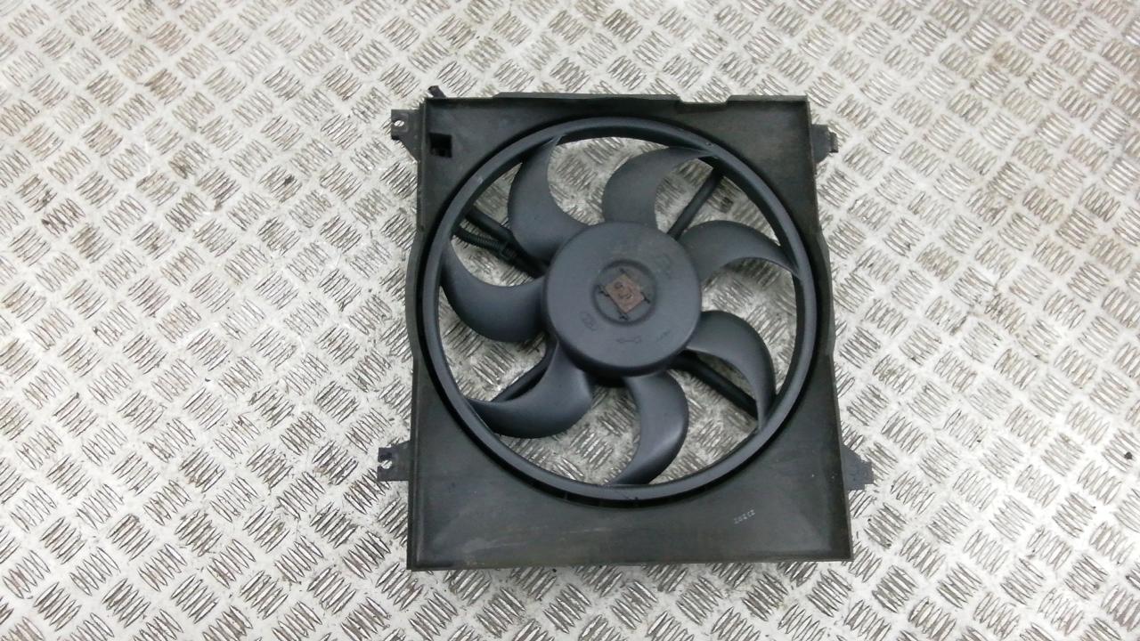 Вентилятор радиатора, HYUNDAI, SANTA FE 1, 2005