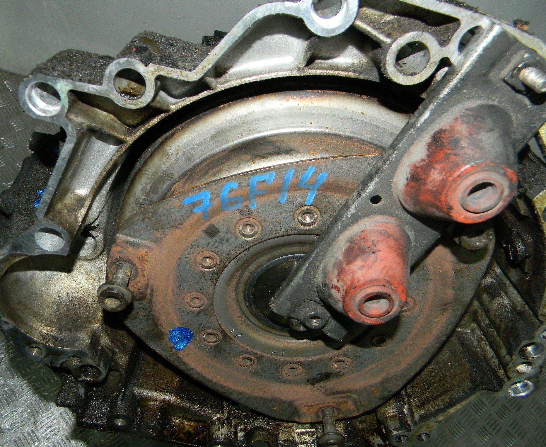 КПП автоматическая, AUDI, A6 C6, 2010